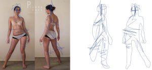 Character Design: BUILDING THE FIGURE by Qweted