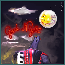 Music to a Full Moon by altergromit