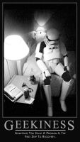 Stormtrooper Motivation poster by theCrow65