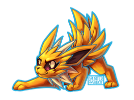 Jolteon!