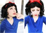Casual Snow White. by Verrett