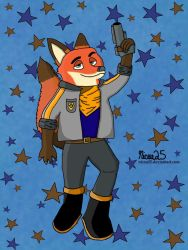 Zootopia: Ready to Roll Carrots? by Nicsu25