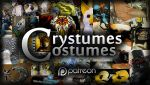 I'm on Patreon! by Crystumes