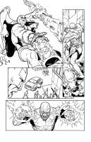 Commissioned Work Page3 by Pencil1