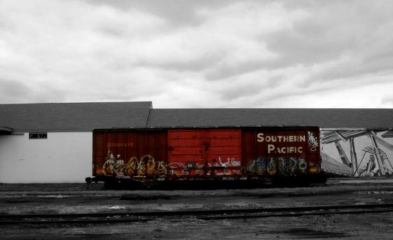 Southern Pacific by SkooterNB