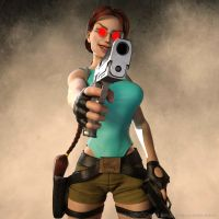 Classic Raider 177 by tombraider4ever