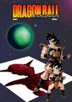 Dragon ball Altered reality Cover by ChibiDamZ
