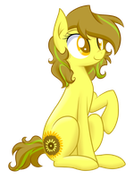 Sunflower by StaticWave12