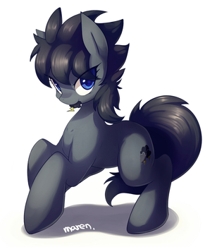 Commission 22 by Marenlicious
