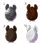 Mystery egg adopts (CLOSED) 0/4 by SoulsofTheDoomed