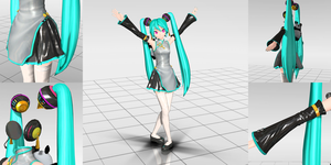 [DT x PDX] China Miku [WIP] by PiettraMarinetta