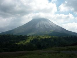 Arenal Volcano by JacquiJax