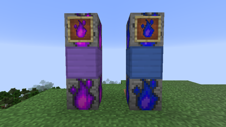 Crafty and Awakening Ores, Blocks, and Essences by SureenInk