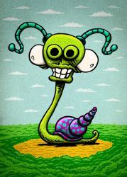 Snail by MaComiX