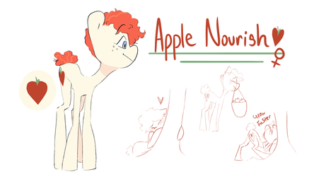 Apple Nourish ref by TaylorSketch