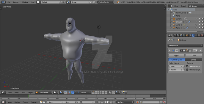 Mr Incredible Wip by M-Ehab