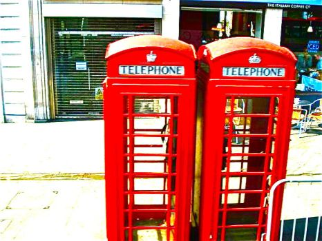 Telephone booths by avril72381
