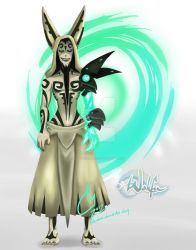 Cool Calm Crazy: Qilby from Wakfu by SemiDreamatic