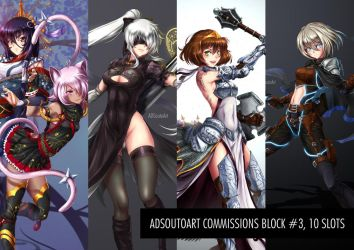Commisions block #3 by ADSouto