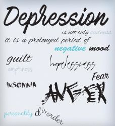 The Depression misconception by My13LostMemories