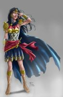 Hippolyta by voltesfibz