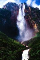 Angel falls by OjosVerde