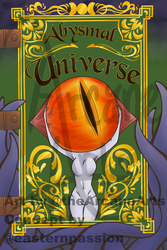 Absmal Universe Manual Cover by TheArcaneArts