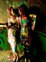 fashion with paint47 re-edited by I-Eat-Purple-Hatts