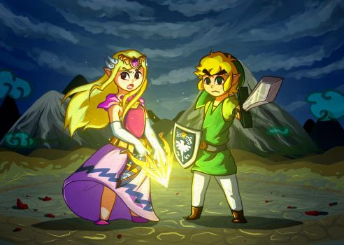 This is it, Link. -Redone- by kopso866
