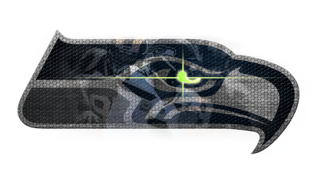 Seattle Seahawks Logo by TennisBall22