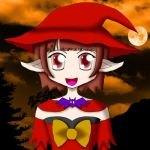 Creepy Nah? Naah...Just a Witch Nah by ThanyTony