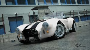 Shelby Cobra 3D by Kadamx