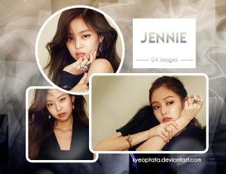 Jennie Photopack by kyeoptata
