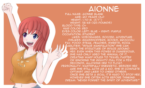 Aionne Profile by Jcdr