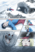 Believe in Doomsday - Page I by Harseik