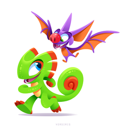 YOOKA-LAYLEE by Versiris