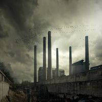 The collapse by Alshain4