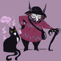 Witchsona 2015 by Spoonfayse