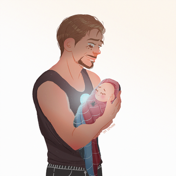 Daddy Tony comm by Lemanntim