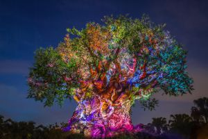 Tree of Life Awakening by Earth-Divine