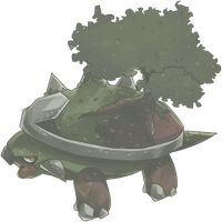 Dodaitose | Torterra Commission II