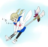 Maka card captor? by Gret-chu