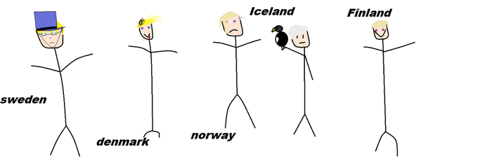 APH nordics by lovehanni