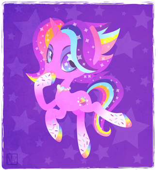 dolcisprinkles MLP commission by DisfiguredStick