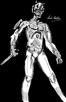 Cyborg by LeevanCleefIII