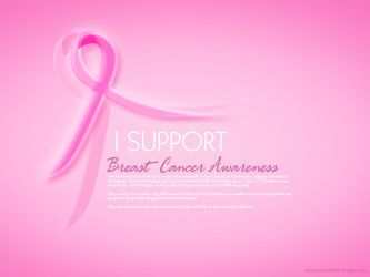 Breast Cancer Awarenss - Wall1 by peterifranco