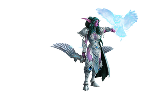 Tyrande Whisperwind - Heroes of the Storm by PlanK-69