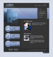 old site design 2 by GWhite83