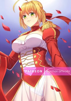 Nero Claudius by Riikochan-Artworks