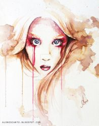 Allison Harvard Painting by Alonzo-Canto